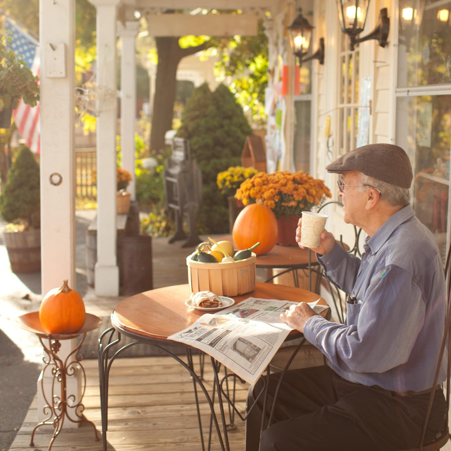 New England Vacations Fall Foliage Tours by Caravan