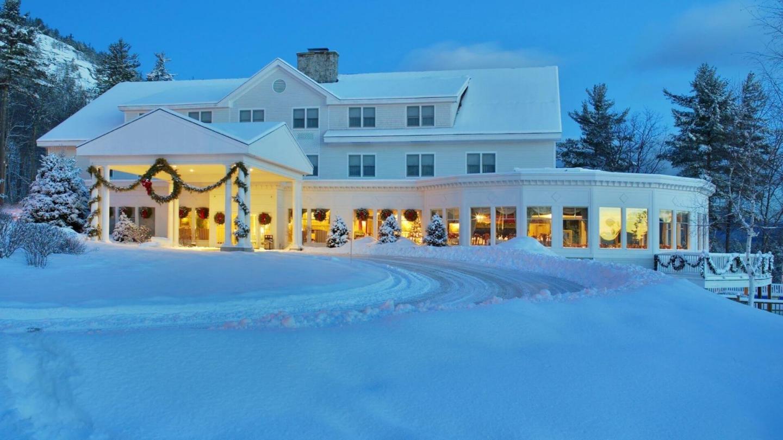 New Hampshire Winter Resorts New England Inns And Resorts