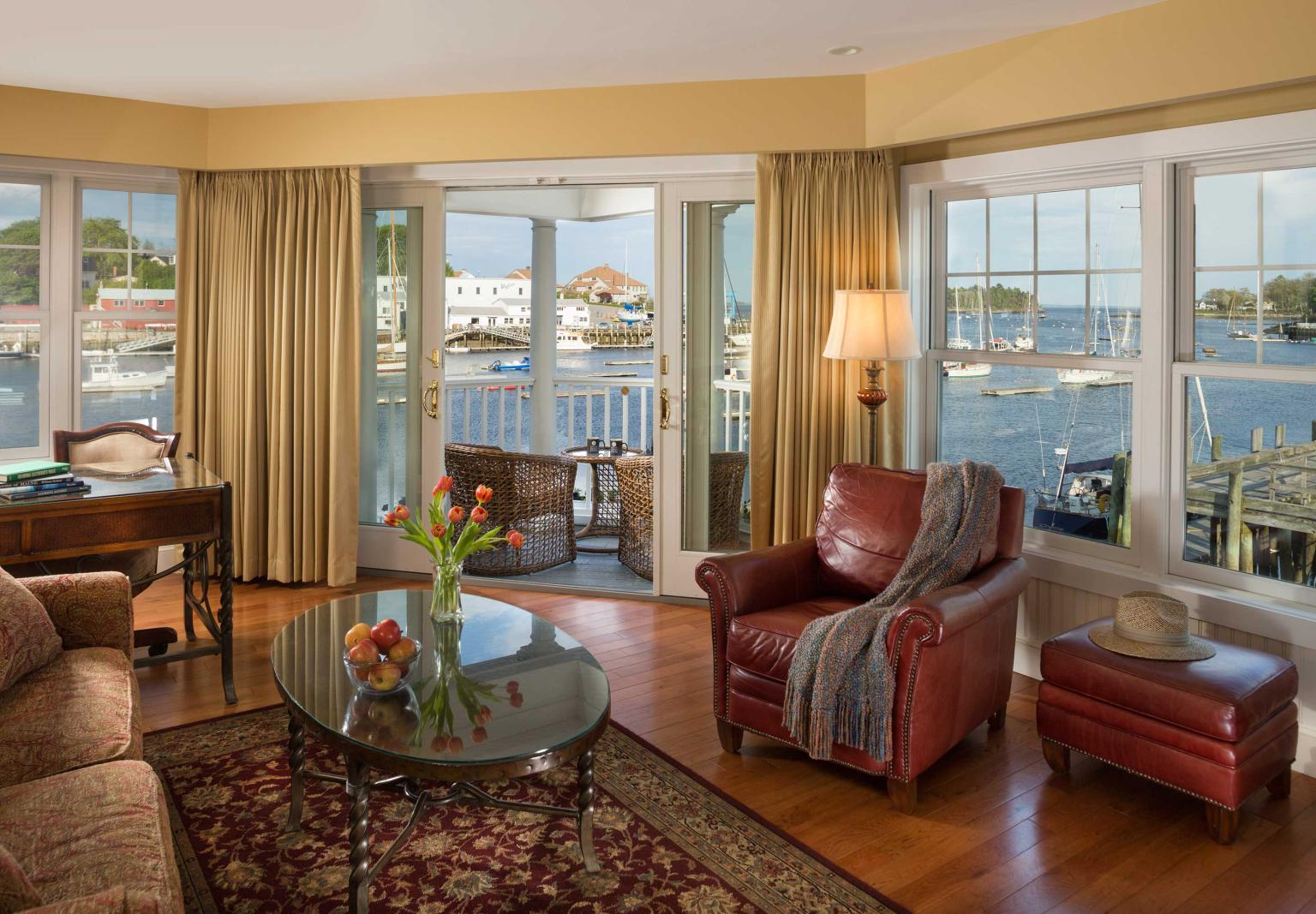 Waterfront Grand Suite