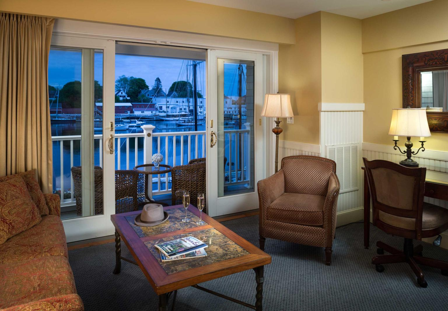 Waterfront Deluxe Guest Room