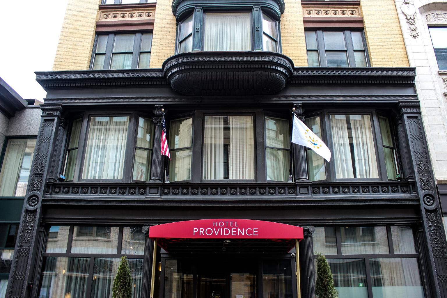 Hotel Providence - Exterior