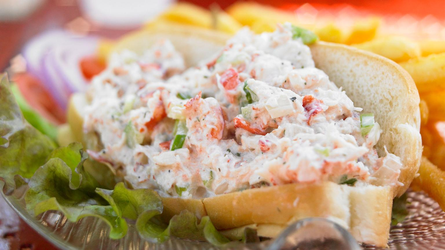 Thanksgiving Classic Lobster Roll