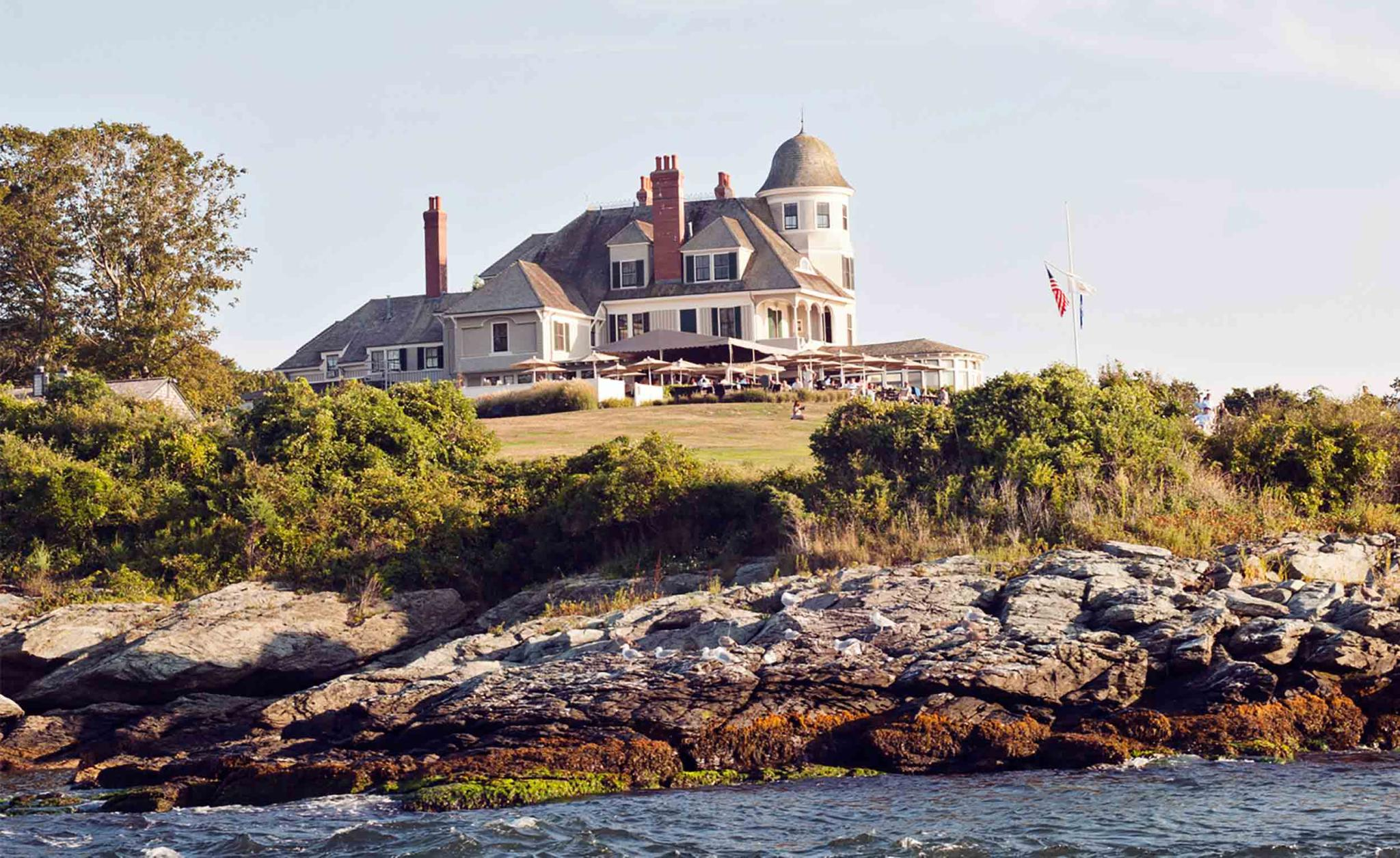 Unique Lodging Vacations In Rhode Island New England