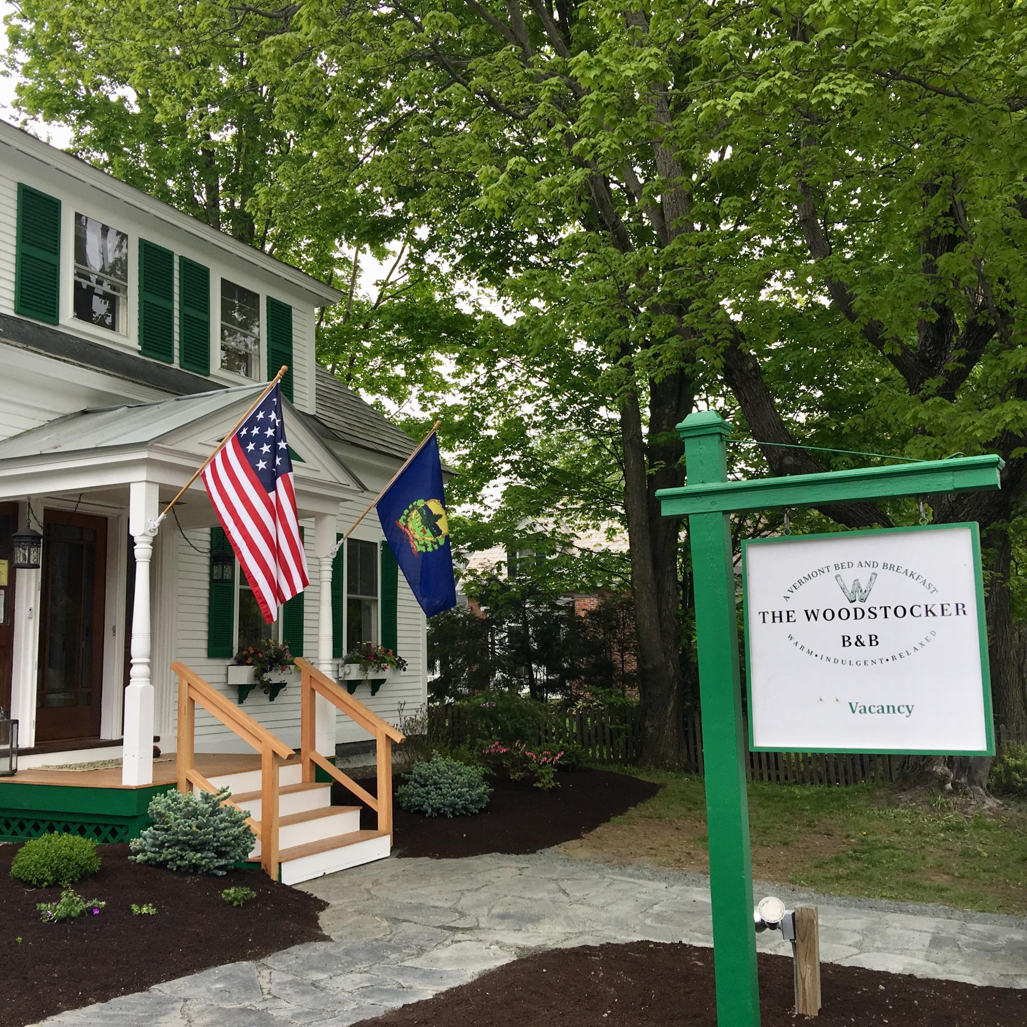 fun the swann breakfast celebrating vermont july inn phineas bed and fourth of with