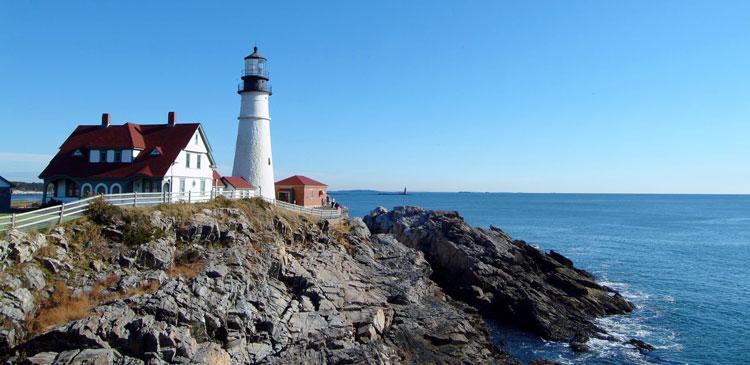 Portland Headlight - Maine Office of Tourism