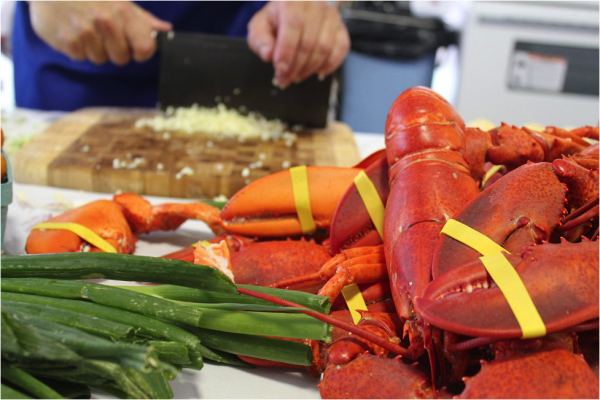 Seafood Festivals in Maine