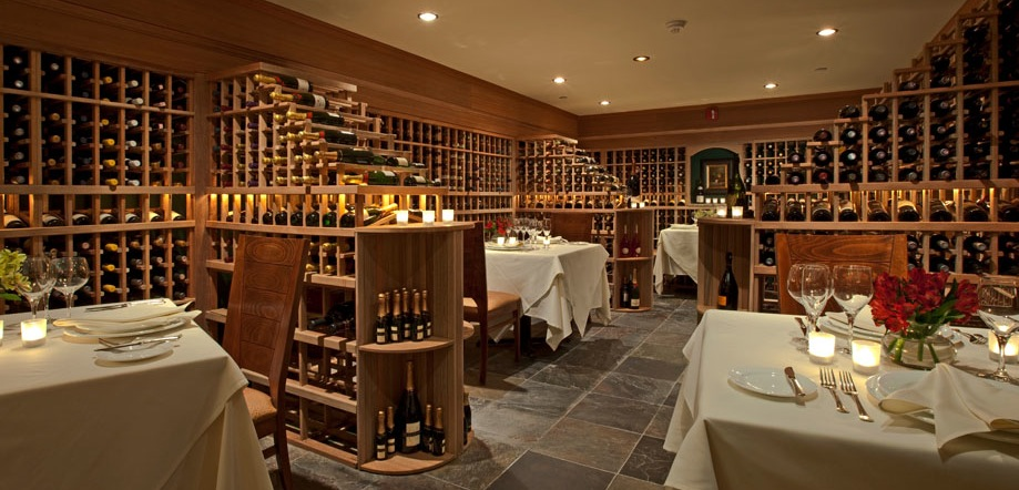 Wine Cellar fine dining | Mountain View Grand Inn and Spa