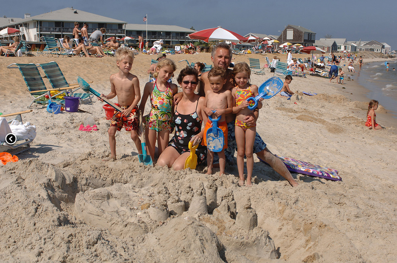 New England Beaches for Families