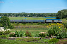 Amtrak Downeaster Train Line