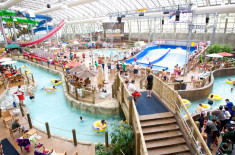 New England Waterpark - Jay Peak VT