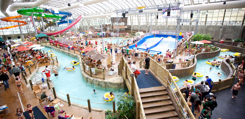 4 Most Splashtastic Water Parks in New England