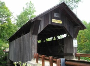 Emily's Bridge - A Stowe VT Ghost Story
