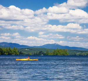 New Hampshire Lakes Region