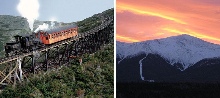 Cog Railway, Mount Washington